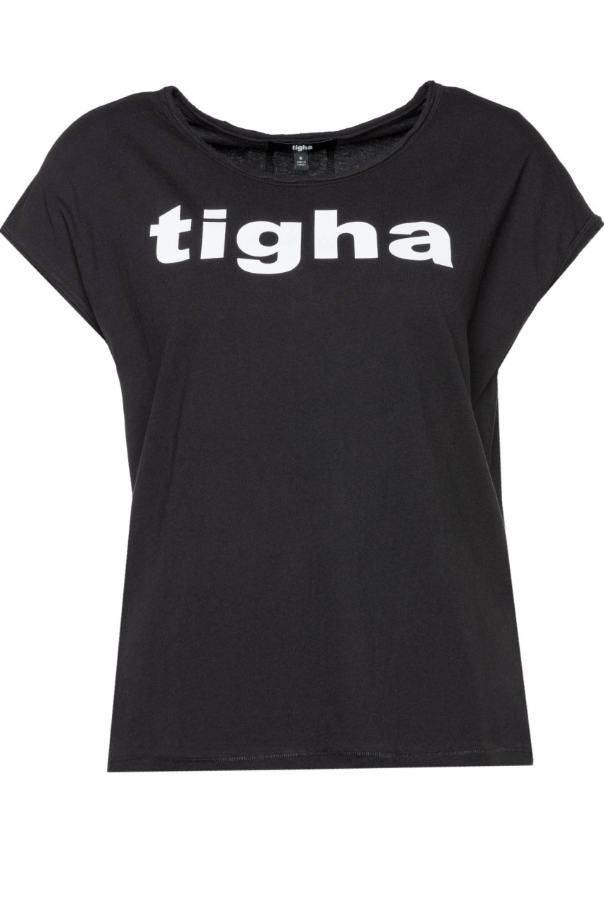 Tigha T-Shirt Tigha Logo WSN