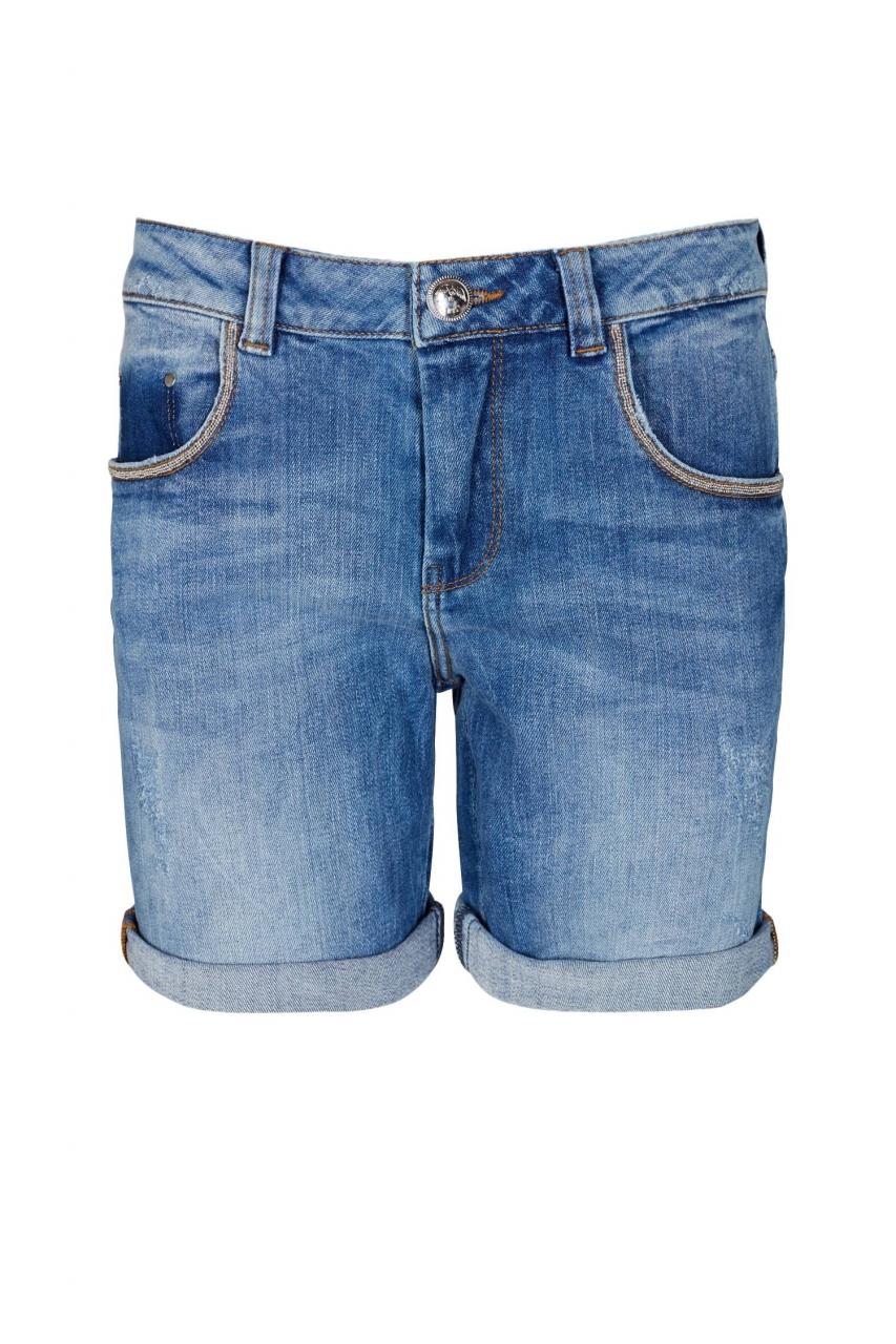 Mos Mosh Shorts Bradford Block