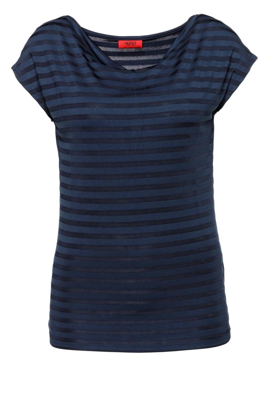 HUGO T-Shirt Navani