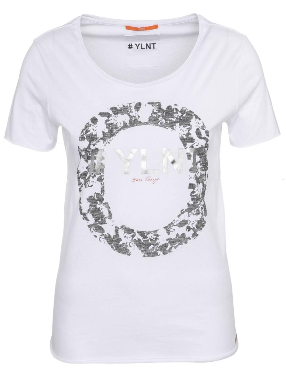 BOSS ORANGE T-Shirt Tishirt mit Front-Print