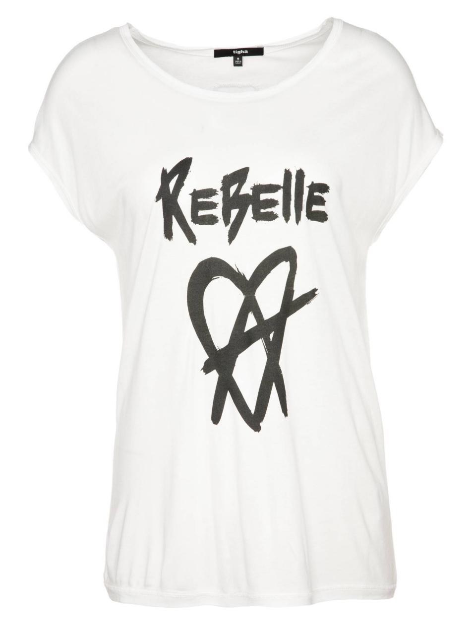 Tigha T-Shirt Rebelle WSN
