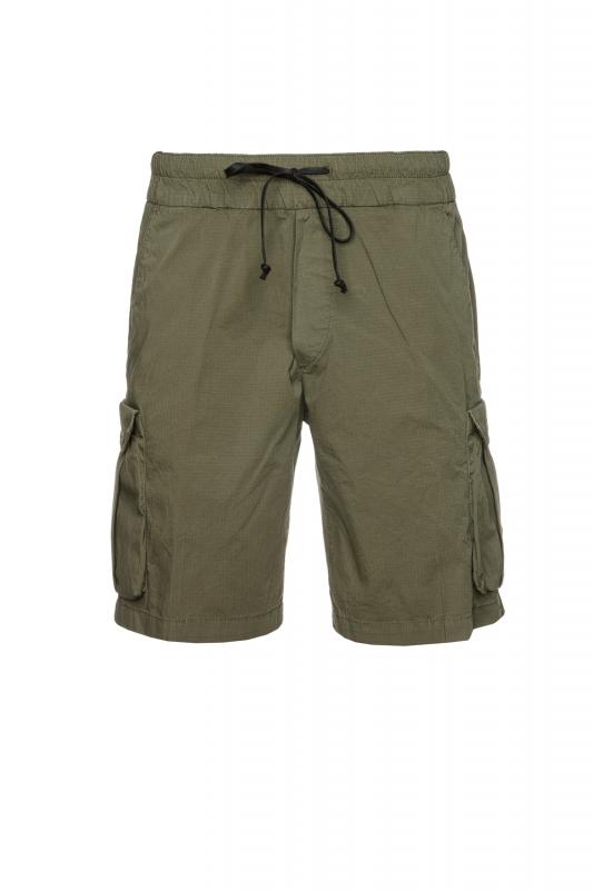Bermuda-Shorts Double
