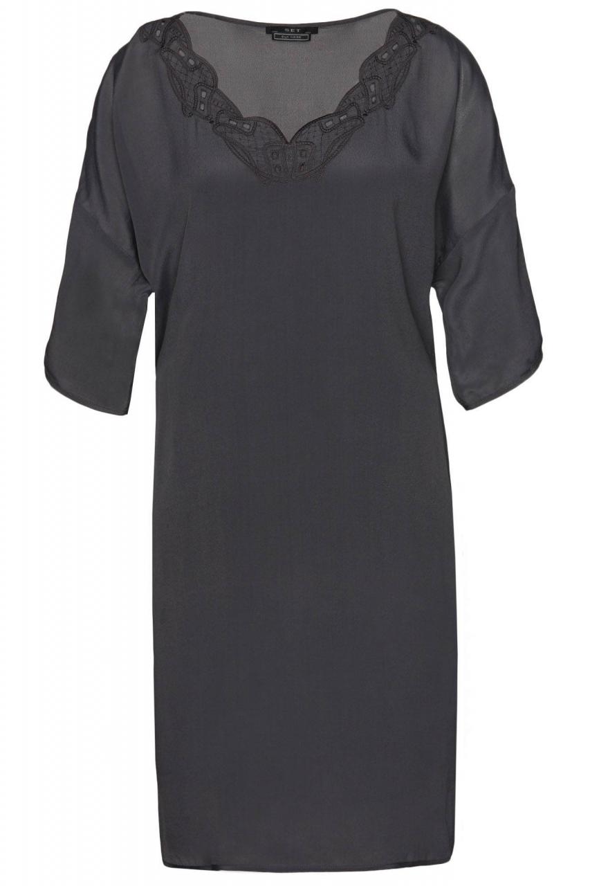 SET Kleid mit Spitze