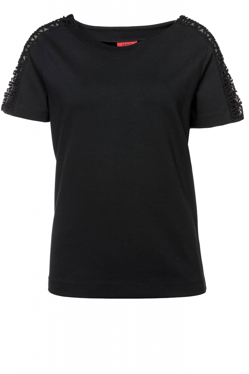 HUGO T-Shirt Nilassa