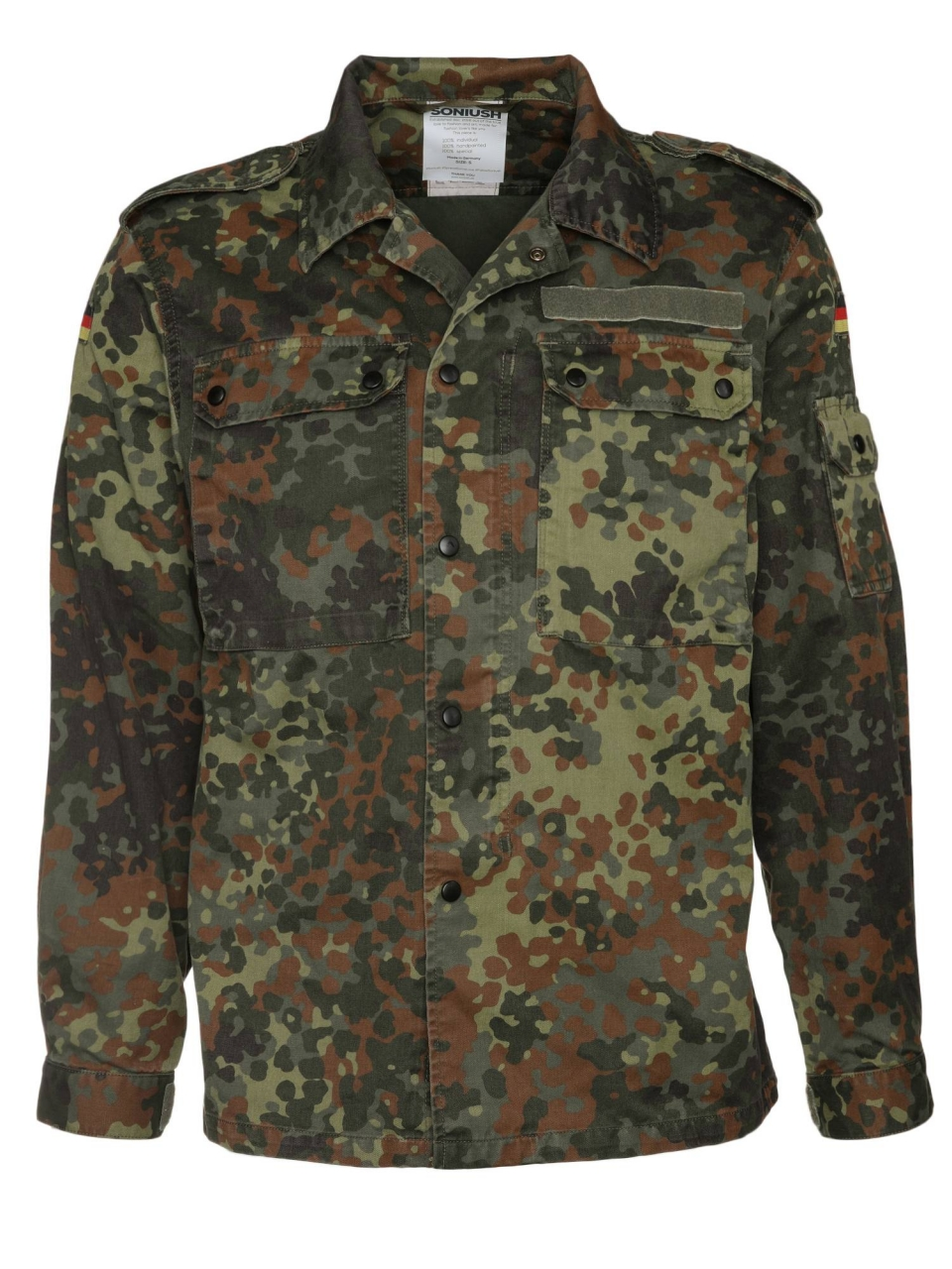 Soniush Jacke by Heart Camo Women