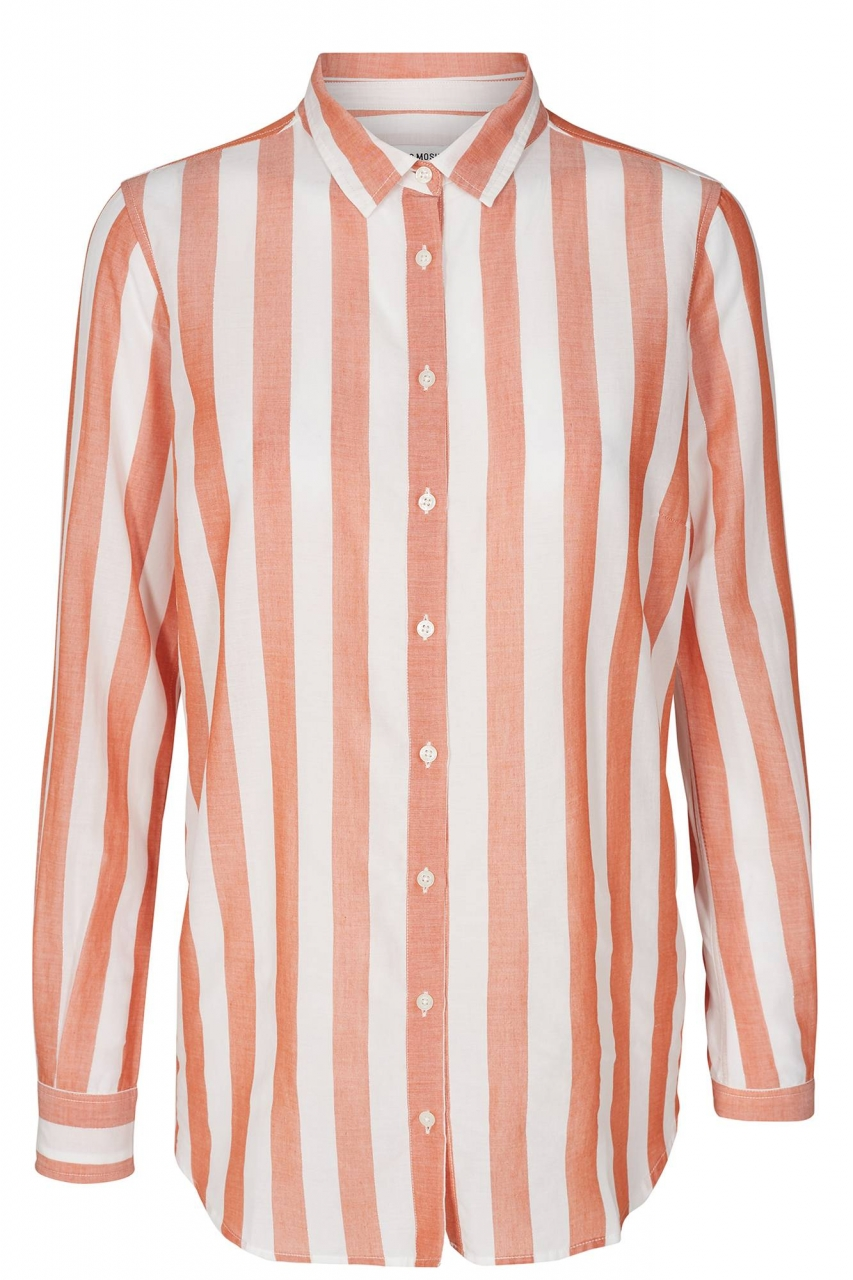 Mos Mosh Bluse Kayla Stripe Shirt
