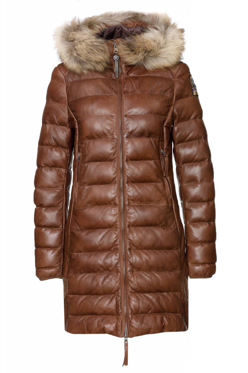 Parajumpers Mantel Demi Leather