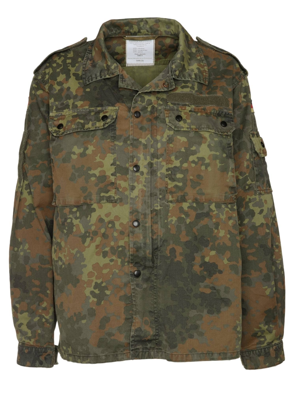 Soniush Jacke Peace Camo Women