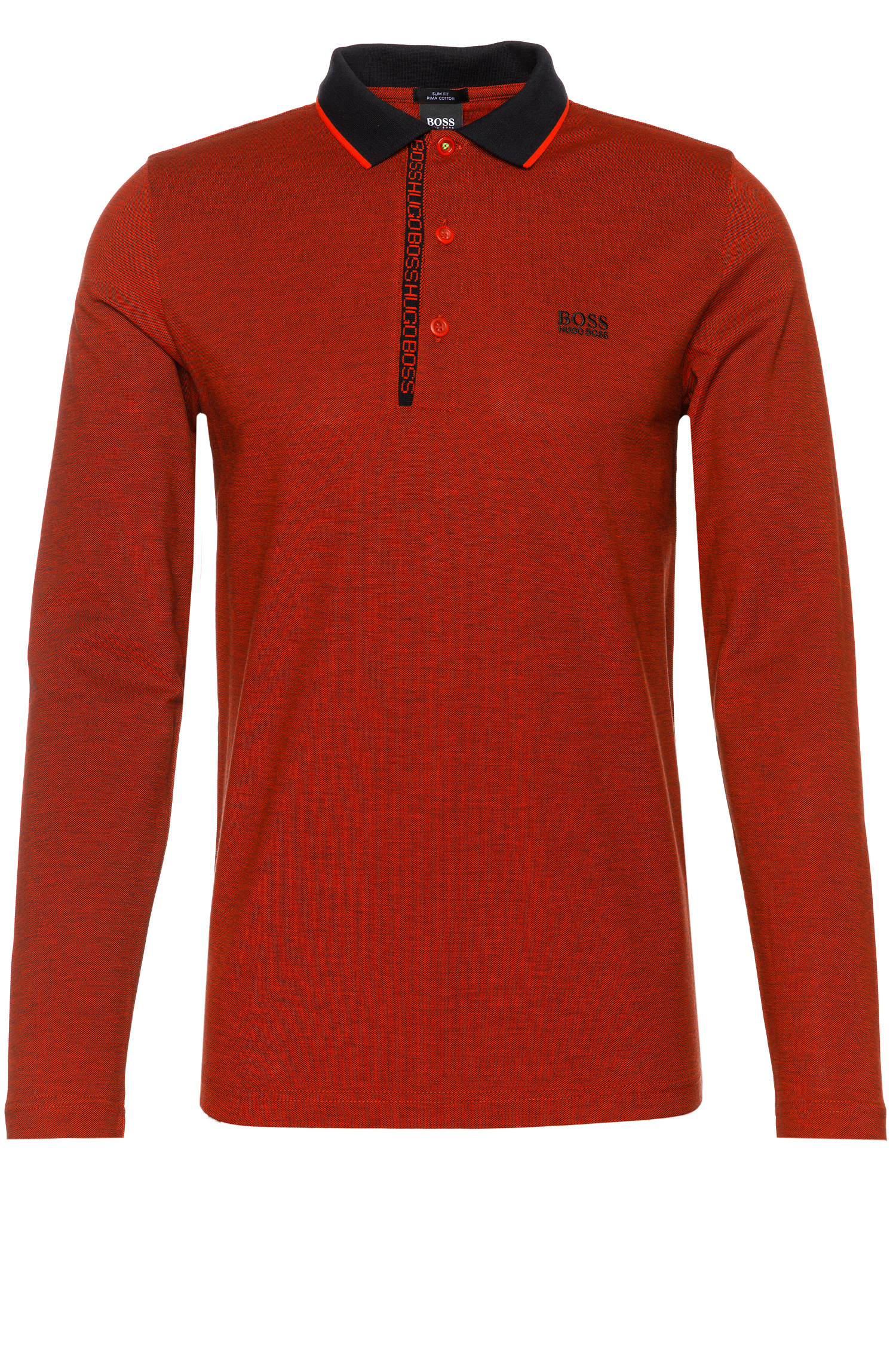 size 40 ccc1b 9ca60 Langarm-Poloshirt Pleesy 4