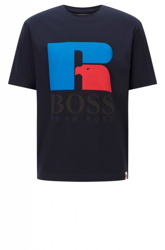 X RUSSELL ATHLETIC T-Shirt T_RA 2