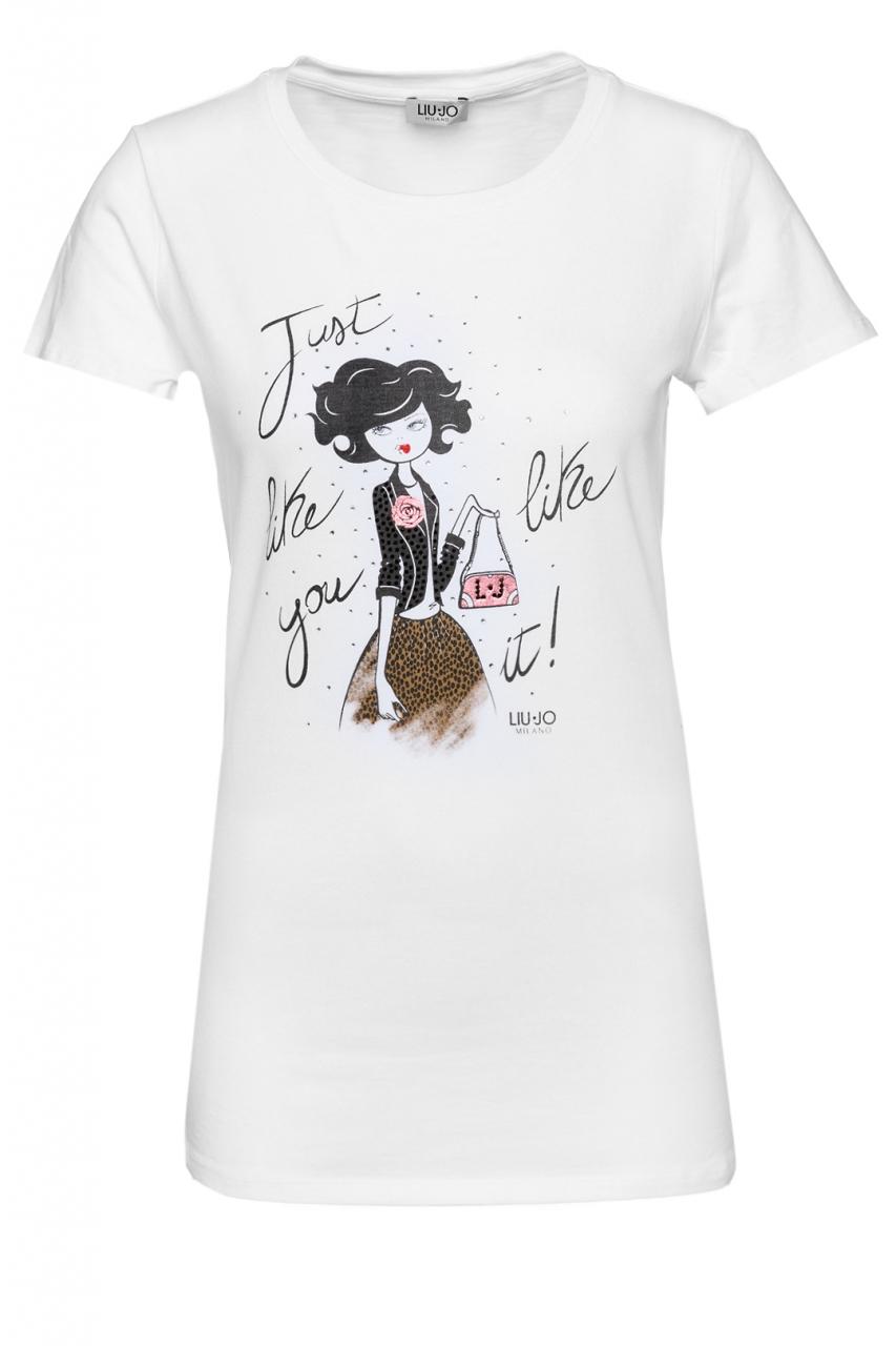 LIU JO T-Shirt Kunie