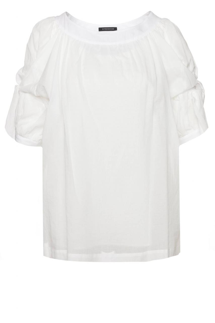 Strenesse Kurzarm-Bluse