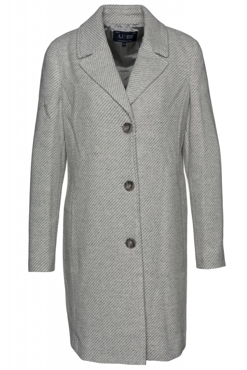 ARMANI JEANS Mantel Coat