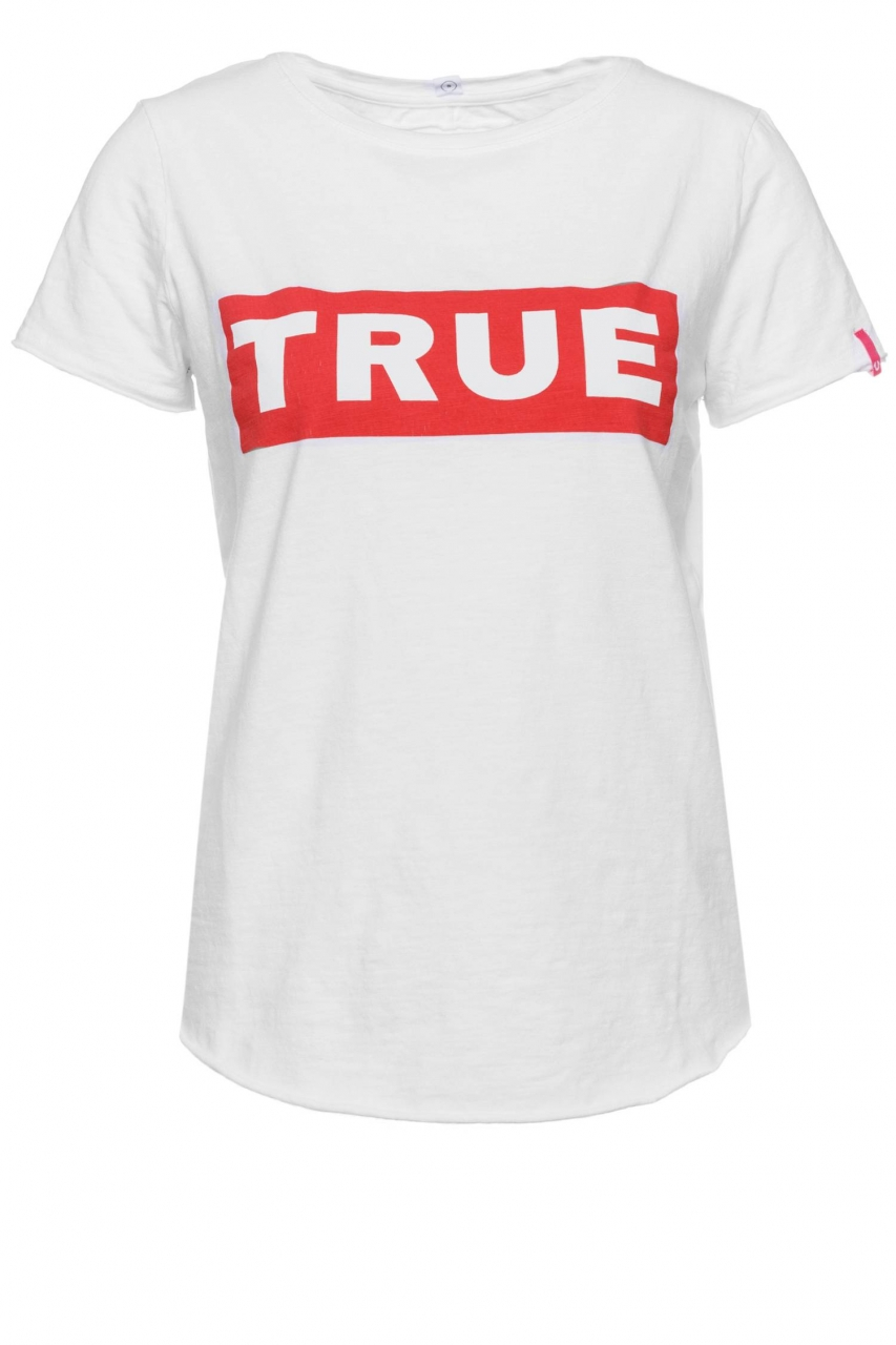 True Religion T-Shirt Boxy Crew T True