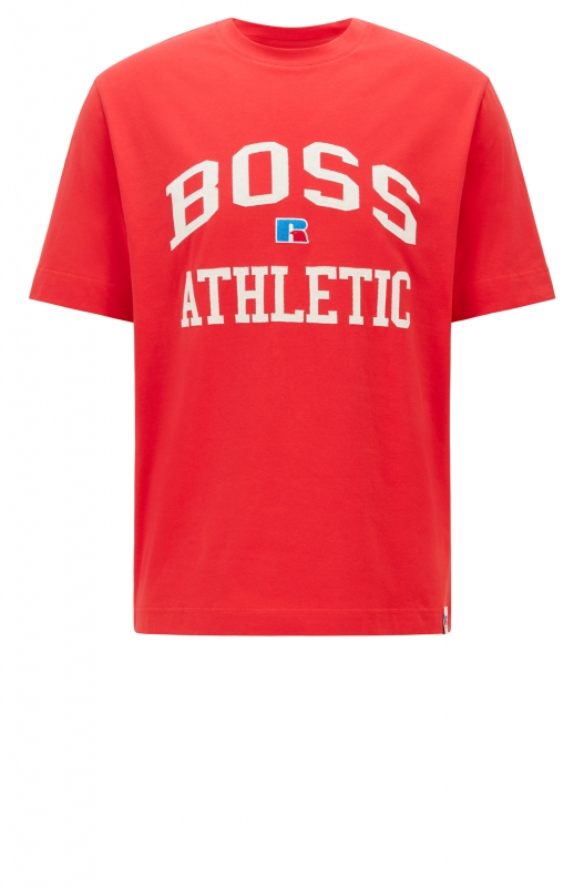 X RUSSELL ATHLETIC T-Shirt T_RA