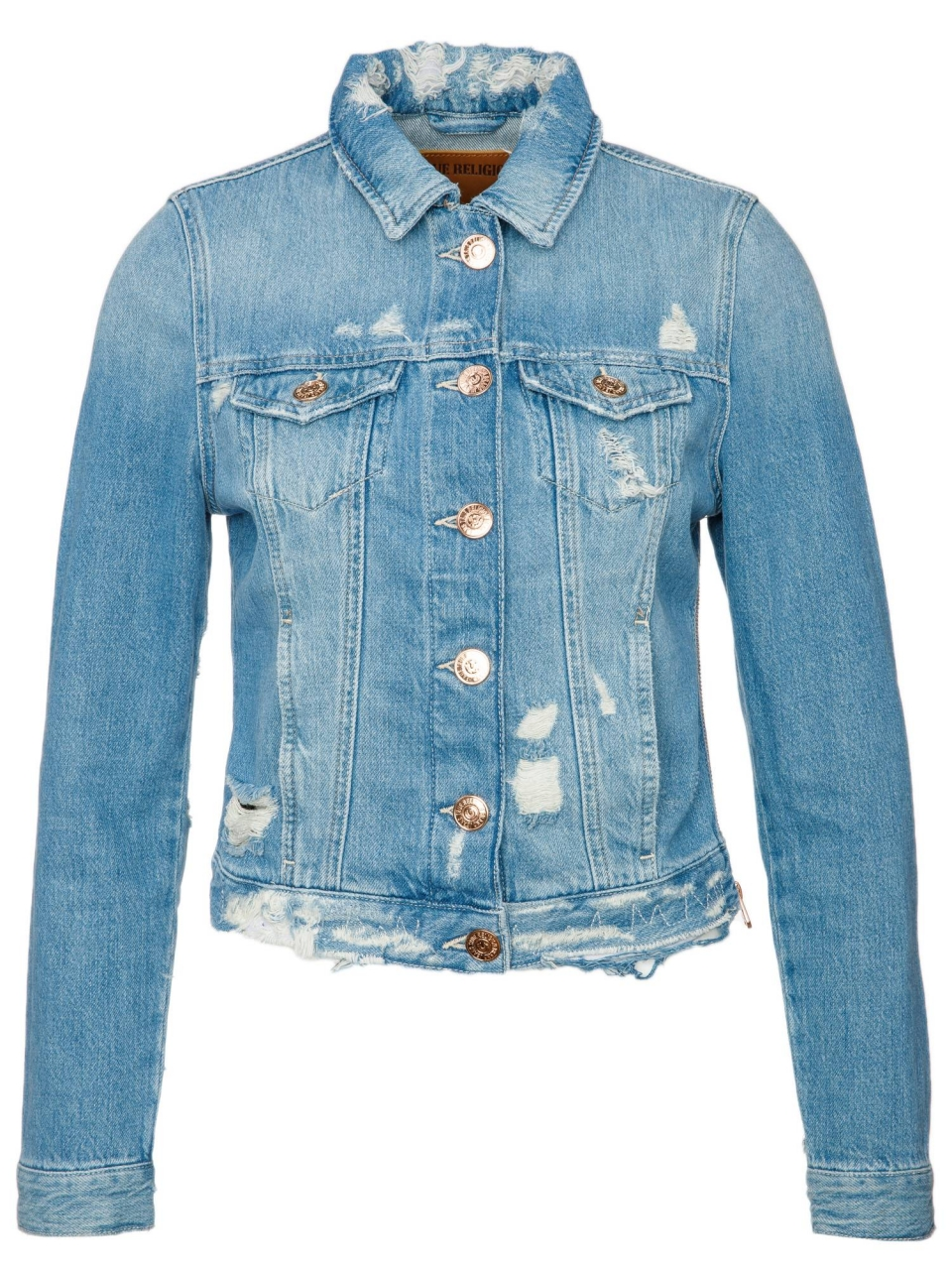 True Religion Jeansjacke