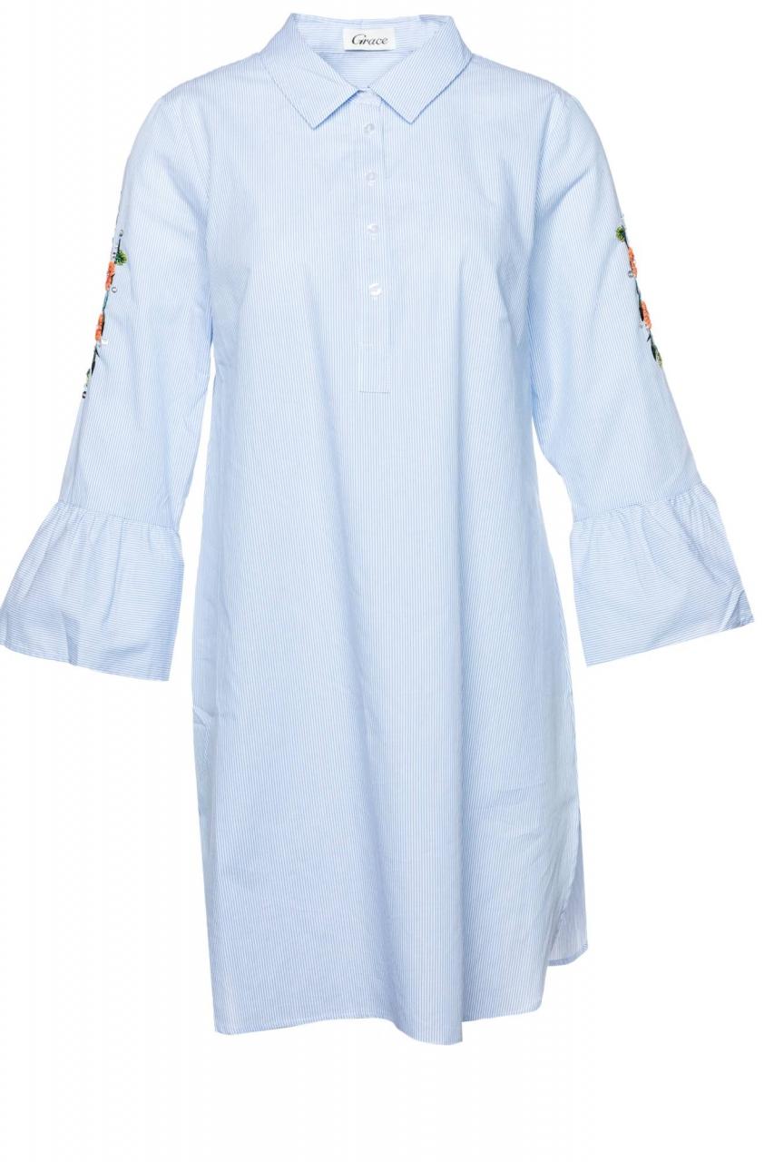 GRACE Blusenkleid