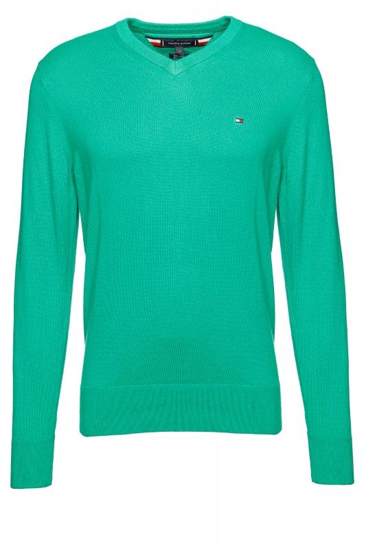 Pullover Pima Cotton Cashmere V NeckN