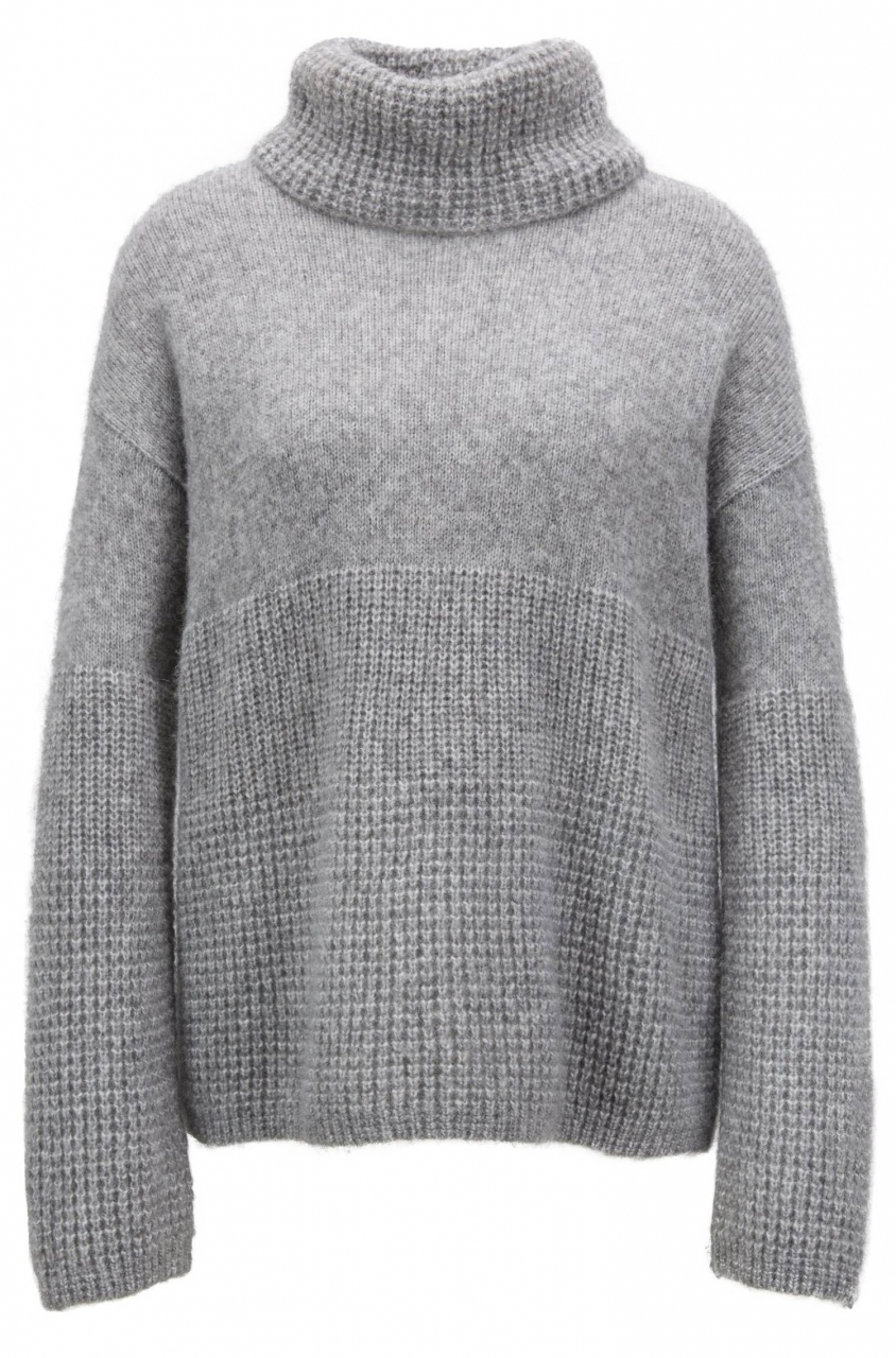 BOSS Rollkragen-Pullover Ikallah