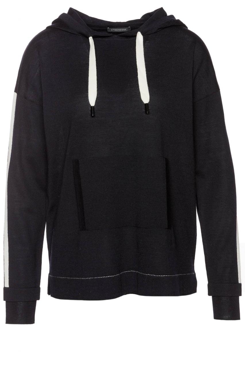 Strenesse Kapuzen-Pullover