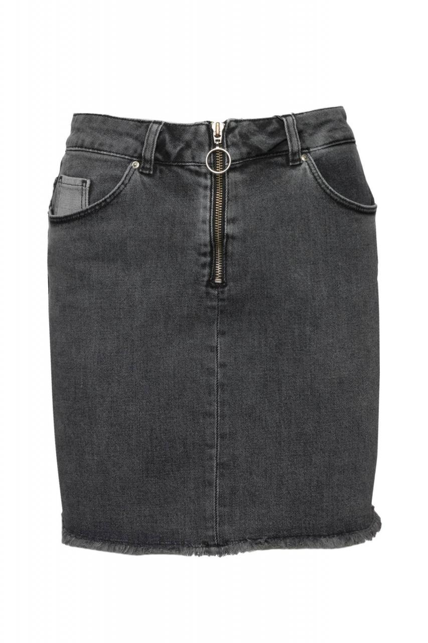 SET Jeans Minirock