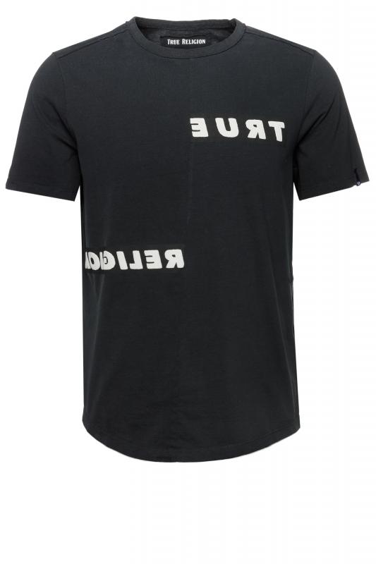T-Shirt Mirror Print Tee