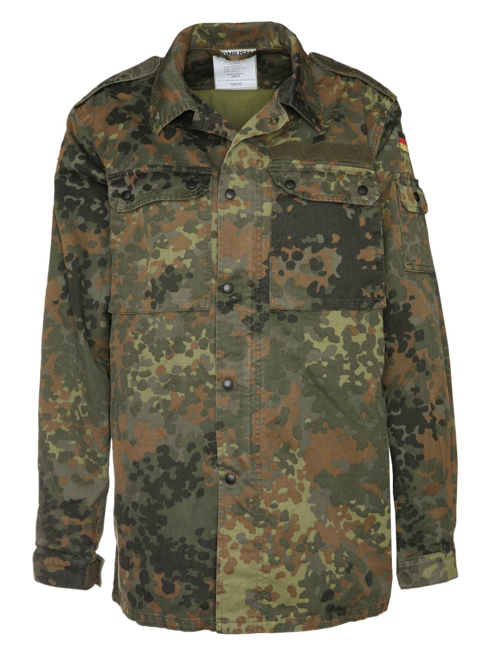 Soniush Jacke California Milkshake Camo Women
