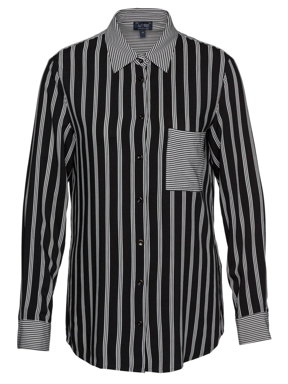 ARMANI JEANS Bluse Shirt