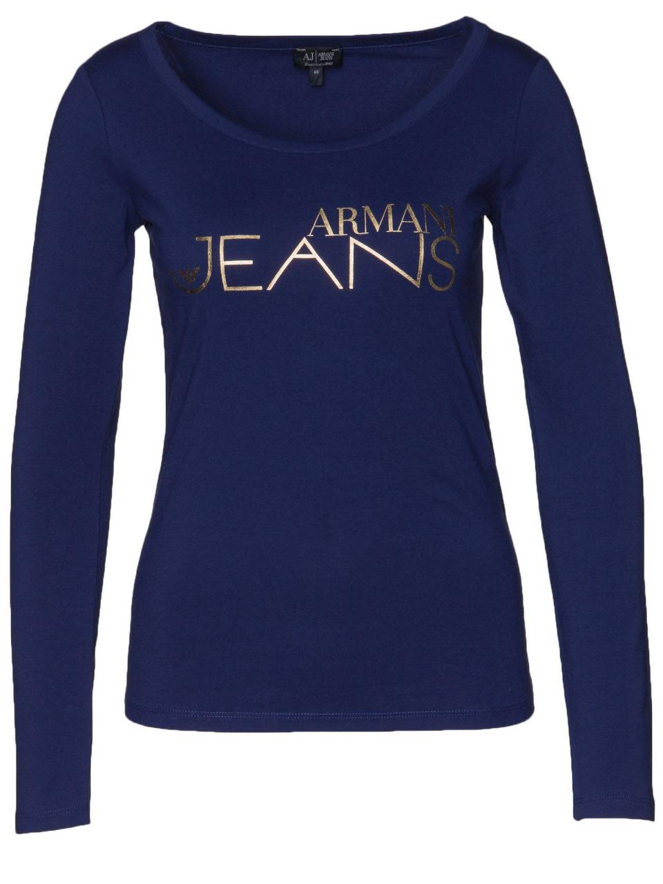 ARMANI JEANS Langarm-Shirt