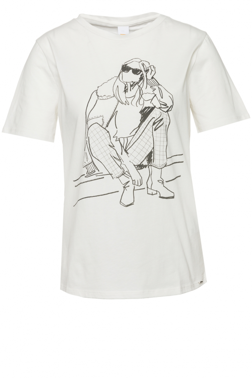 BOSS T-Shirt Tedrawing
