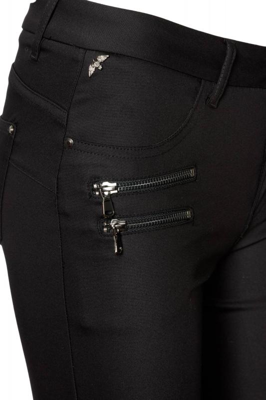 Details zu Mos Mosh Hose Hai Zip Pant