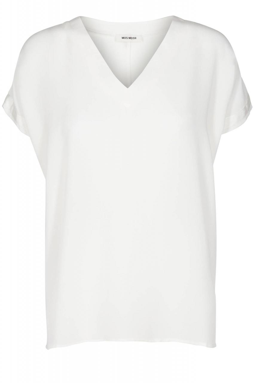Mos Mosh T-Shirt Belle Silk Tee