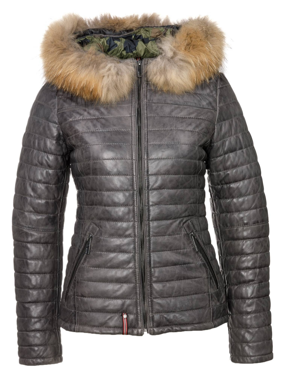 Oakwood Lederjacke Happy