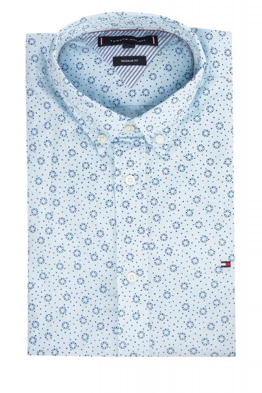 Hemd Soft Bouvy Dot Print