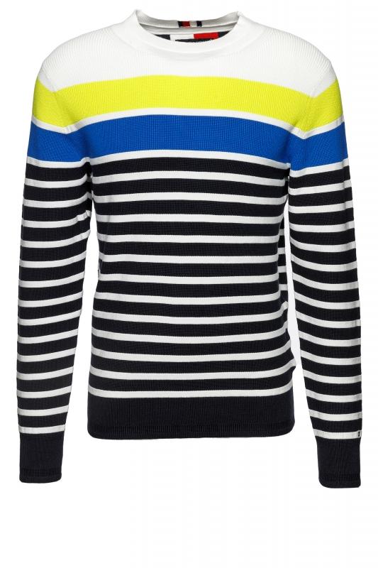 Sweatshirt Breton Striped