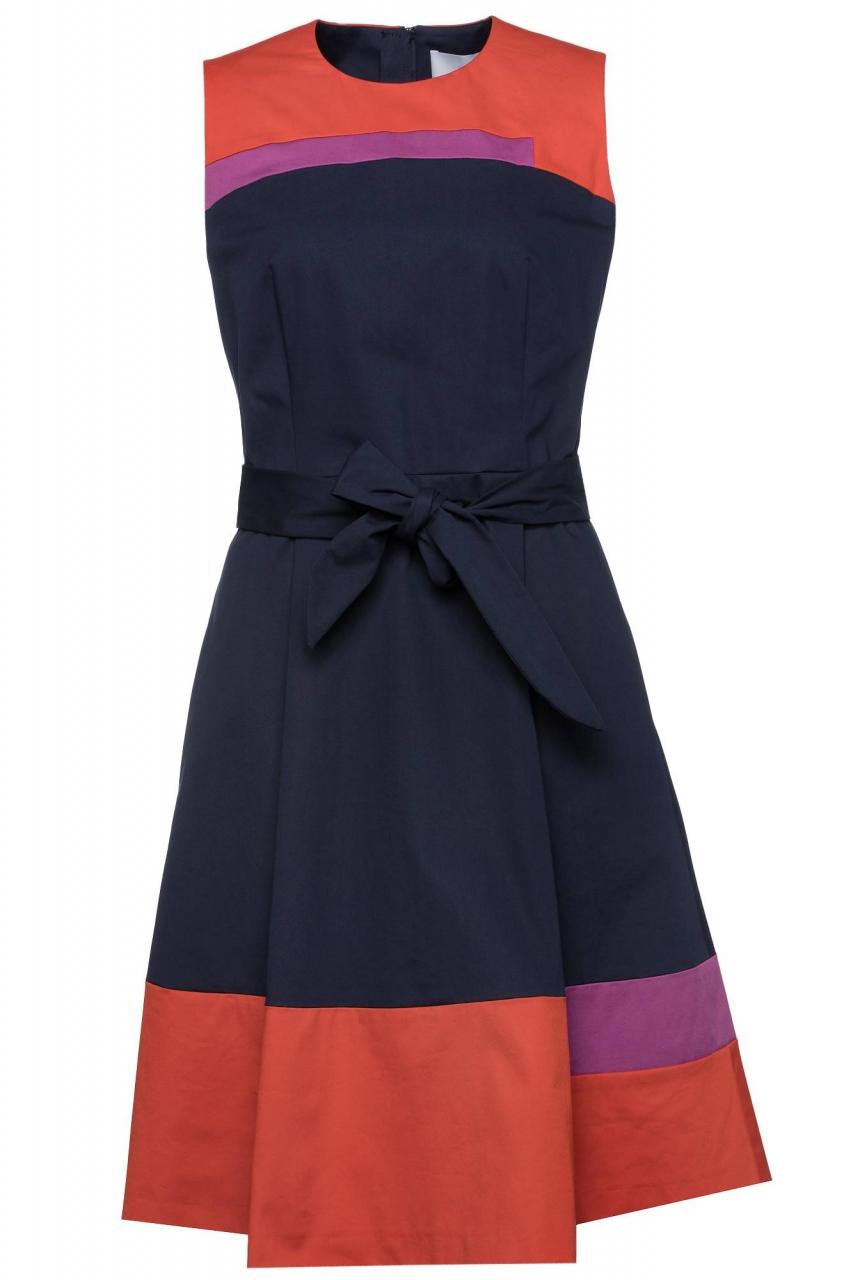 BOSS Kleid Hadesa