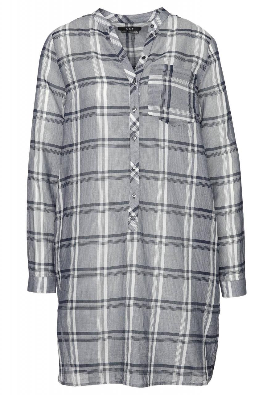 SET Blusenkleid mit Unterkleid
