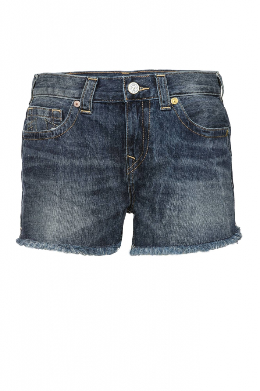 True Religion Kori Boyfriend Short