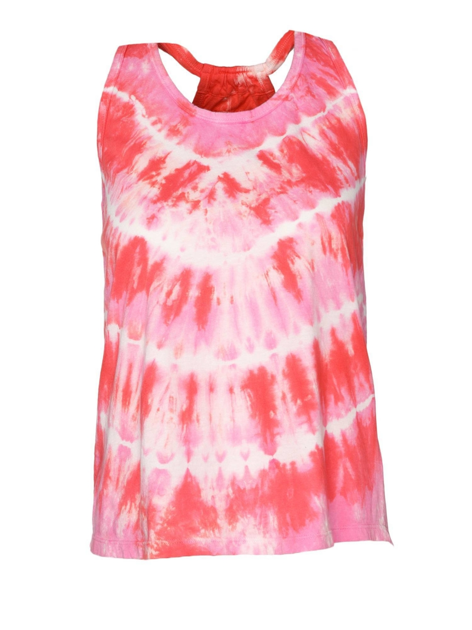 True Religion Top Tie Dye Rainbow