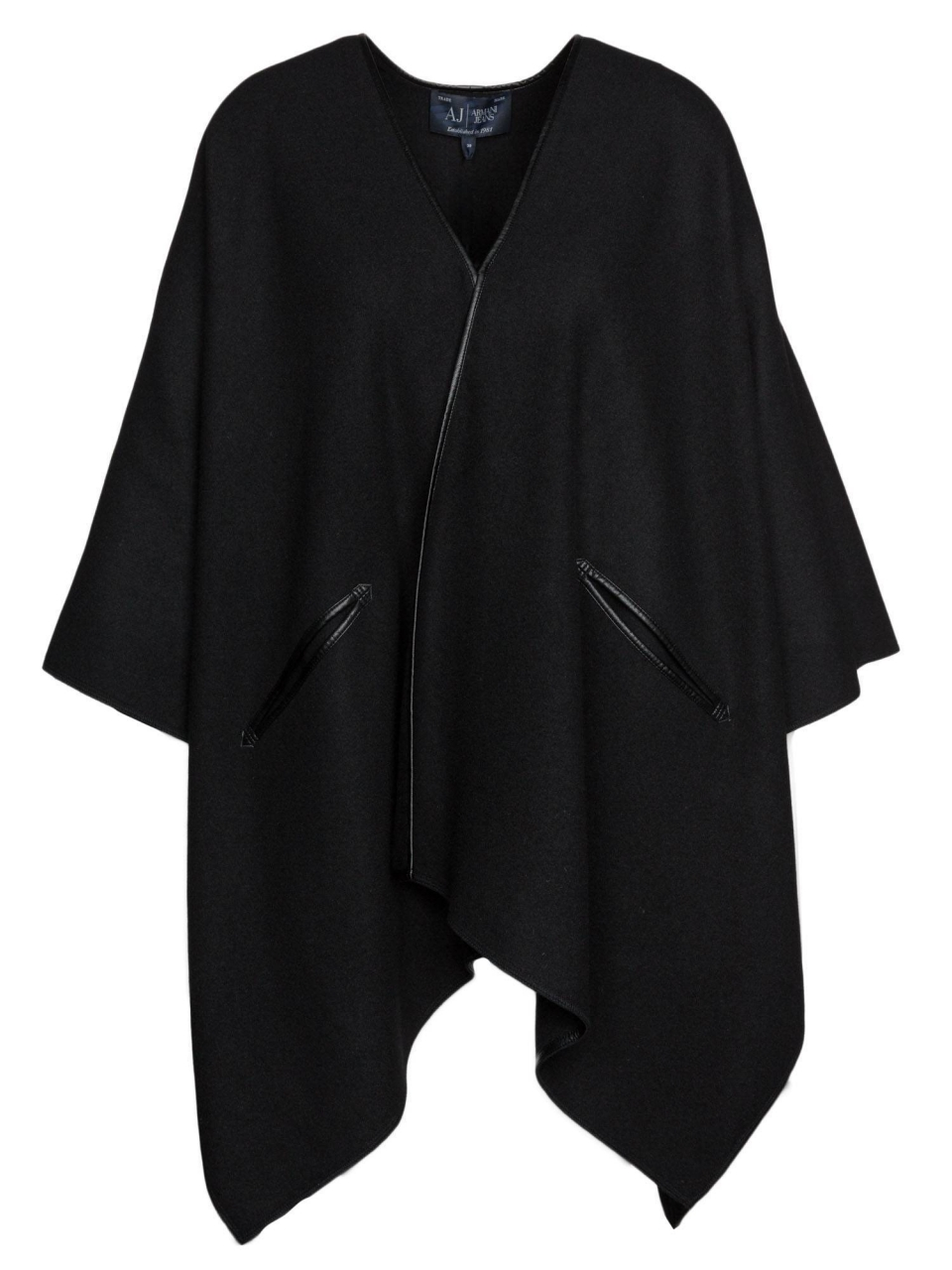 ARMANI JEANS Cape Caban Coat