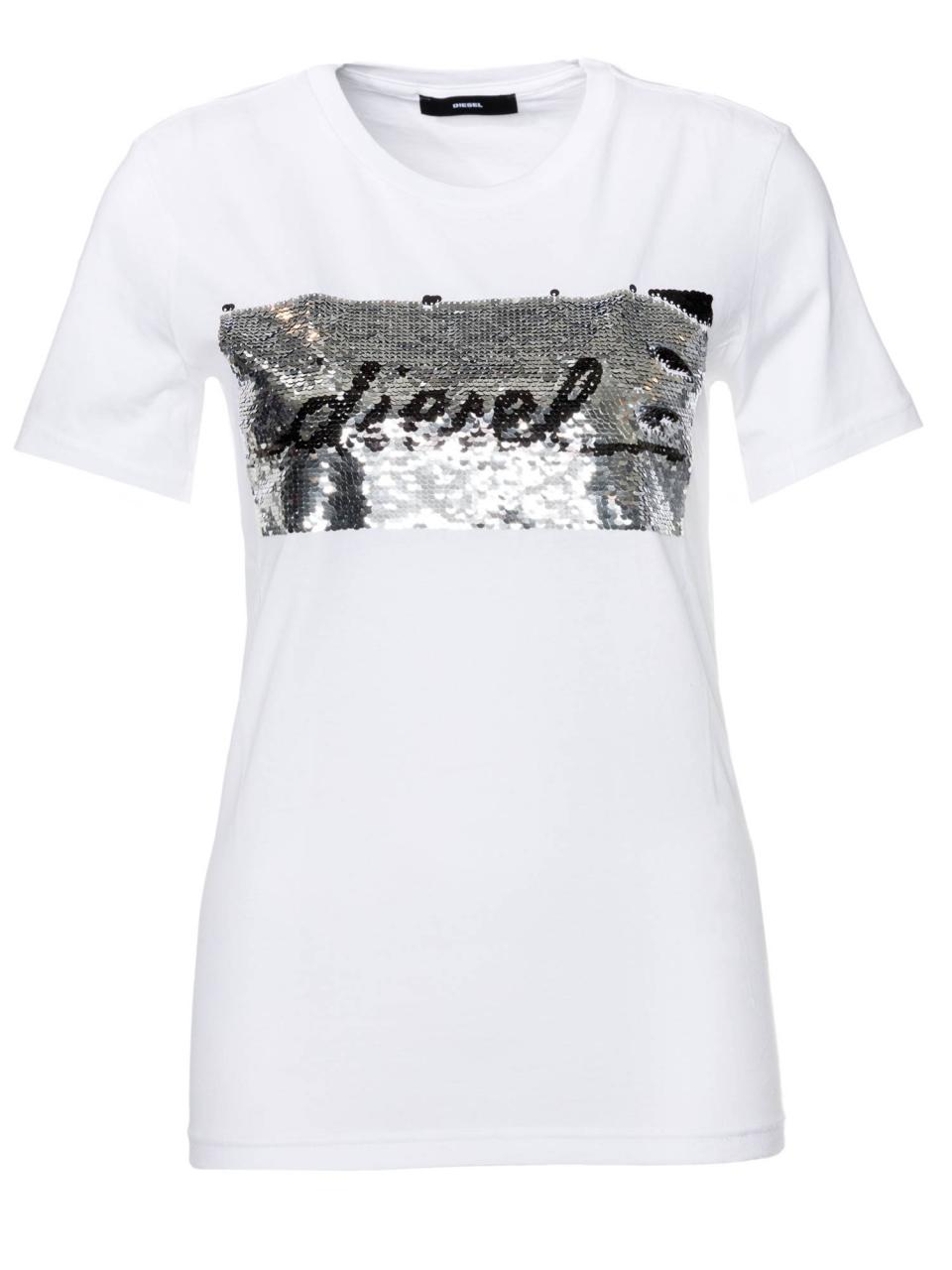 Diesel T-Shirt T-Sily-I